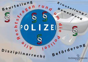 Polizeirecht – Rechtsanwaltskanzlei Beyer